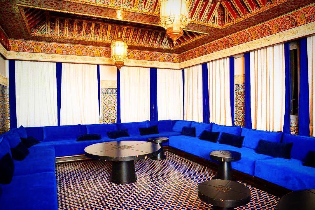 fondation maison du maroc h bergement et rayonnement culturel. Black Bedroom Furniture Sets. Home Design Ideas