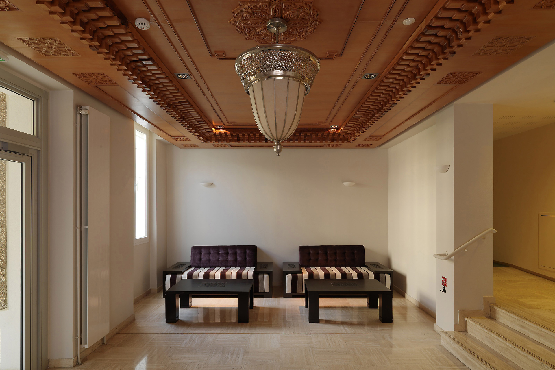 Chambres et studios u2013 fondation maison du maroc